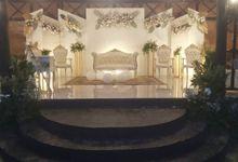 Wedding Sukma & Elvin by Kyukyu organzier