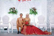 The Wedding Nasional Iyon & Ria by Basilea Center Venue