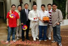 Wedding of Ming Ming & Kenny by Your Wedding Partner