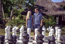 Alexey & Maria Engagement by Sheridan Beach Resort & Spa
