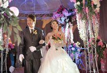The Wedding of Ocky & Nia by Xaviour Event Organizer