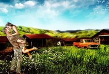 Astrid & Fahry by lens photography