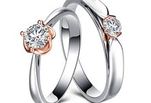 Tiaria Eternal Heart Diamond Ring Perhiasan Cincin Pernikahan Emas dan Berlian by TIARIA