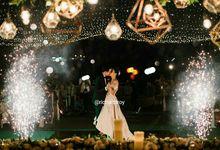 Bertha And Setyven by Miracle Wedding Organizer