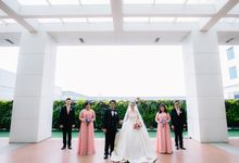 The Wedding of Steve & Cindy by WedConcept Wedding Planner & Organizer