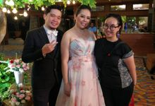 The Wedding of Giovanni and Grace by Peter Rhian Music Entertainment