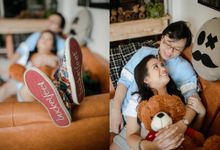 Tawen and Eden E-Session by Fishcrackers Photography