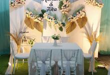 Wedding Rustam & Tika by Kyukyu organzier