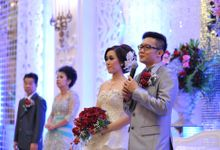 Wedding Arrangements by Fluxerchef Jakarta