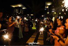 Wedding of Michael & Stella by Bali Yes Florist