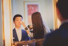 Wedding at Shangrila by Hong Ray Photography