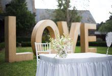 Leah & Glenn elegant love by Classique Event