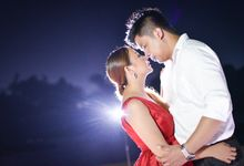 MVPxNNM Pam and  Phillip Engagement shoot by Nybie Ng Make Up Artistry