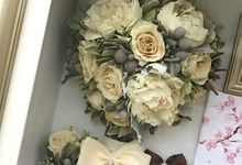 Bobby & Gracia - Classic Package by CONSERVÉ FLOWER PRESERVATION