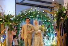 Nyna & Adrian Wedding by Barva Entertainment