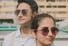 Simran & Teran by Sloth Creatives