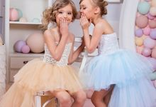 Flower Girl dresses by kingdom.boutique