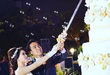 The Wedding of Ris & Tina by WedConcept Wedding Planner & Organizer