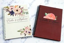 Wedding Planner Book by Rainbow Couture