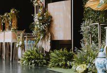 The Wedding of Maya and Edwin by Hallf at Patiunus