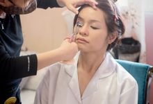 Bride Flawless Look by Angel Chua Lay Keng Makeup and Hair