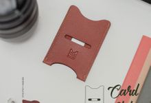 Card Slot - Easy Access by McBlush Merchandise Service by Mcblush Merchandising Service
