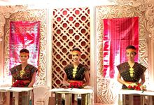 Taya - Alvin Wedding by Puspita Pagar Ayu