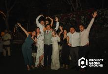 Leslie & Valencia Wedding After Party by Project Dance Ground