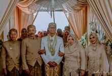 all in wedding package Uni & Yury by adamhawa