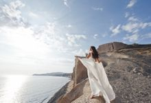 Marry Me On Santorini by BMWedding
