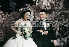 Wedding Project of Edward & Angellia by SERENITY ENTERTAINMENT