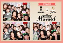 Wedding of Amos and Jolin by PLAYBOOTH