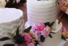 The engagement of Theresia & Albert by Farine Pastry