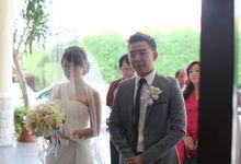 Lulu + Natanael Wedding by Moisel Makeup