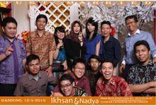 IKHSAN & NADYA by SMILE-BOXS