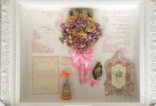 Magnolia Classic Frame 1 HB complete uk 50x60 by Magnolia Dried Flower
