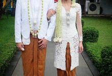 Galuh Reza CHANDIRA WEDDING PACKAGE by Chandira Wedding Organizer