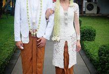Galuh Reza by Chandira Wedding Organizer