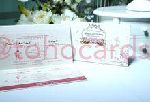 William & Whitney by Toho Cards