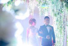 Wedding Mahe & Rika by BretonBridal &Photography