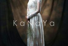 "White Gown ""IVANA"" by KANAYA Kebaya & Bridal"