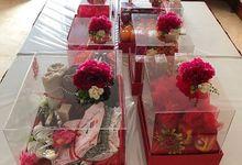 Premium Box Sangjit by Calysta Sangjit Decoration