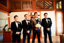 "MC Taiwanese & Indo Wedding ""Eric & Chia Chen"" at Tirtha Uluwatu by MC Rendy Rustam"