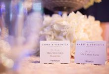 The Wedding Of Larry & Vero by Vibonacci Event Crafter