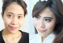 Moni by chingching makeupart