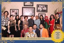 Djunaidi - Rooslinawati Perwata by E'moment studio Photobooth