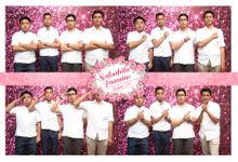 Salsabila Sweet Seventeen Birthday by E'moment studio Photobooth