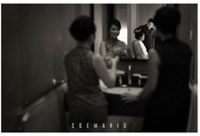 William & Michelle by soemario photography