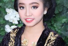 Tradisional Makeup by Dinda Zeda Make Up