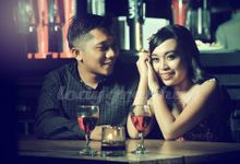 Cindy and Ditto Prewedding by lodygraphics
